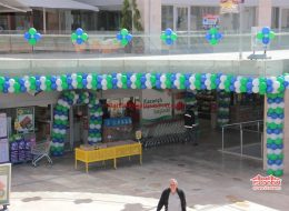 Kipa Zincir Balon ve Kapı Tak Süsleme İstanbul Organizasyon