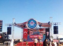 Manisa Belediyesi Temel Atma Töreni Organizasyonu İstanbul Organizasyon