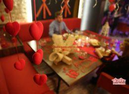 İstanbul Restoranda Evlenme Teklifi Organizasyonu İstanbul Organizasyon