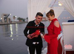 Yelken Kulübünde Evlenme Teklifi Organizasyonu İstanbul Organizasyon