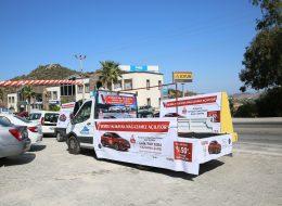 Açılış Organizasyonu Reklam Römorkları Kiralama İstanbul Organizasyon
