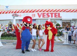 Animasyonlu Açılış Organizasyonları Çizgi Film Maskotu Kiralama İstanbul