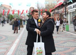 Kipa Alışveriş Merkezi Etkinlikleri Sunucu Temini İstanbul Organizasyon