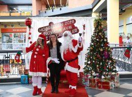 Alışveriş Merkezi Etkinlikleri Noel Anne Noel Baba Hediye Servisi İstanbul Organizasyon