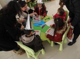 Alışveriş Merkezi Etkinlikleri Çocuk Masa Sandalye Kiralama İstanbul Organizasyon