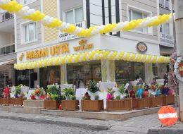 Alışveriş Merkezi Etkinlikleri Balon Süsleme Servisi İstanbul Organizasyon