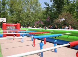 Canlı Langırt Oyun Parkuru Kiralama İstanbul Organizasyon