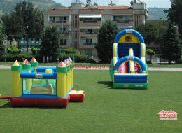 Çocuk Şişme Oyuncak Kiralama İstanbul Organizasyon