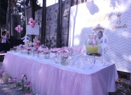 Kız Çocuk Doğum Günü Organizasyonları İstanbul Organizasyon