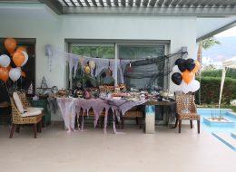 Doğum Günü Organizasyonu Uçan Balon Servisi İstanbul Organizasyon