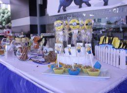 Minyonlar Konseptli Doğum Günü Organizasyonu İstanbul Organizasyon