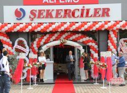 Alfemo Açılış Organizasyonu Zincir Balon ve Kapı Tak İstanbul Organizasyon