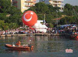 Zeplin Balon Etkinliği İstanbul Organizasyon