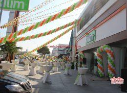 Kilim Mobilya Balon ve Bayrak Süsleme İstanbul Organizasyon