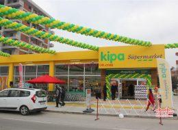 Kipa Açılış Organizasyonu Mağaza Süsleme İstanbul Organizasyon