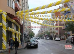 Vs Outlet Balon ve Bayrak Süsleme İstanbul Organizasyon
