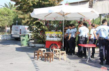 Tavuk Pilav ikramı İstanbul Organizasyon