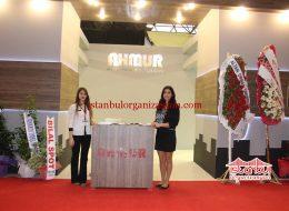 Ahmur Mobilya Fuarı İstanbul Organizasyon