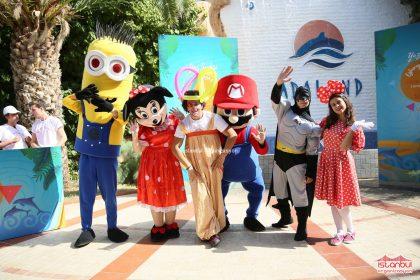 Kostümlü Karakterler Temini İstanbul Organizasyon