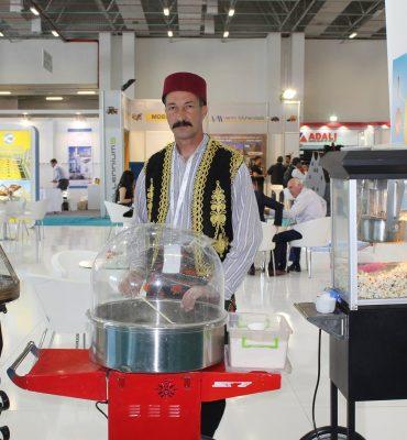 Nostaljik Satıcılar Hizmeti İstanbul Organizasyon