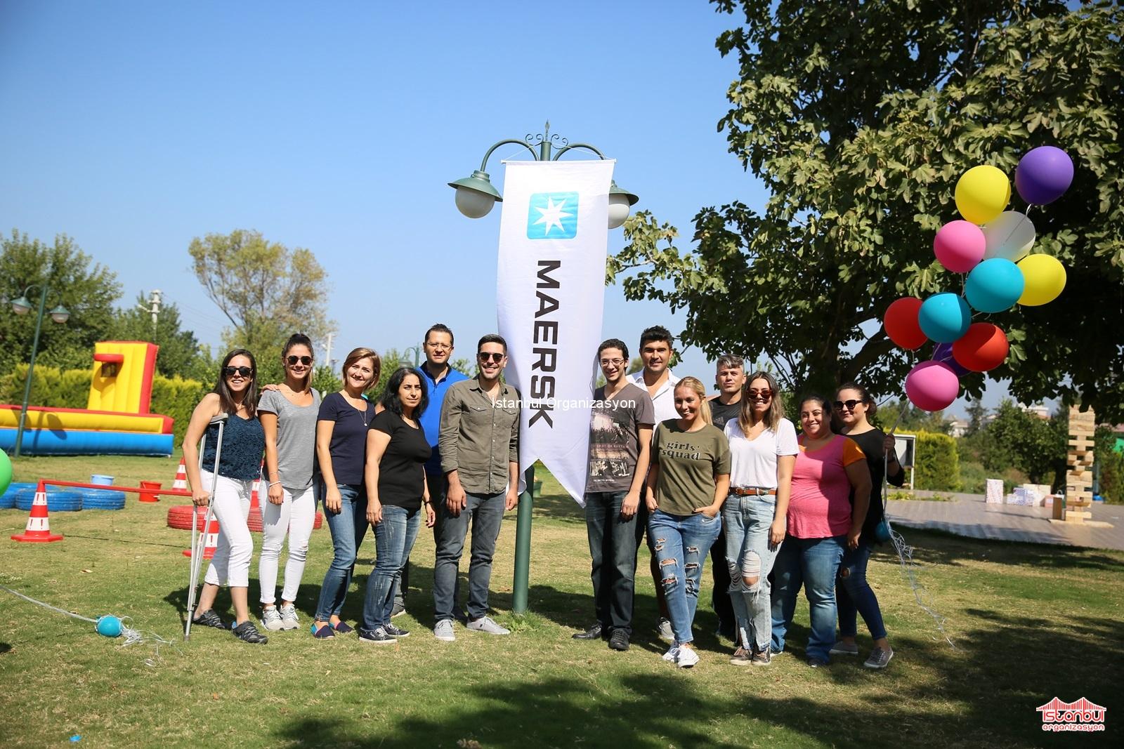 Şirket Piknik Organizasyonu Uçan Balon Servisi İstanbul Organizasyon