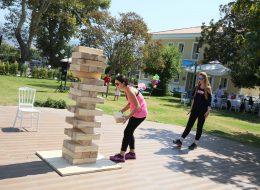 Dev Jenga Kiralama Şirket Piknik Organizasyonu İstanbul