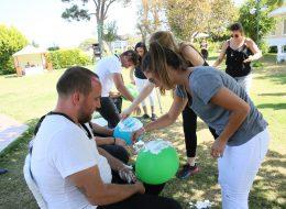 Balon Tıraş Etme Yarışması İstanbul