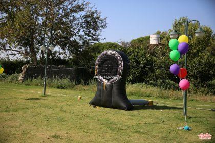 Şişme Dart Kiralama Şişme Oyun Parkurları Hizmeti İstanbul Organizasyon