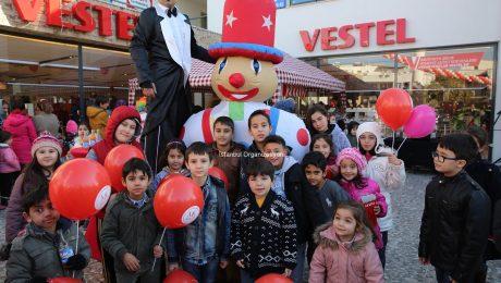 Şişme Maskot Kiralama İstanbul Organizasyon