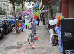 İstanbul Açılış Organizasyonu Balon Katlama Servisi İstanbul Organizasyon