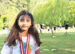 Çocuklar İçin Yüz Boyama Aktivitesi İstanbul Organizasyon