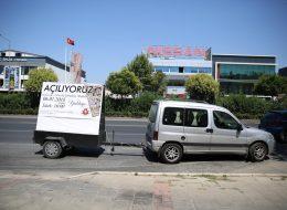 Sesli Anons Aracı ve Reklam Römorku Kiralama Açılış Organizasyonu İstanbul