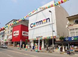 Zincir Balon Süsleme İstanbul Açılış Organizasyonları