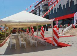 Sandalye Kiralama İstanbul Açılış Organizasyonu