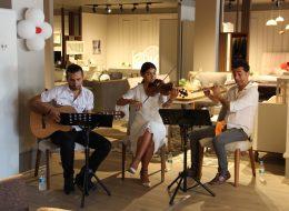 Trio Müzik Grubu Kiralama İstanbul