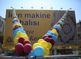 Balon Süsleme Açılış Organizasyonu İstanbul