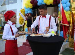 Garson Kiralama Açılış Organizasyonu İstanbul