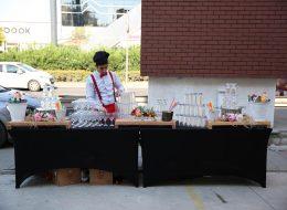 İçecek Barı Kurulumu Kokteylli Açılış Organizasyonu İstanbul