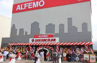 Alfemo Mağazası Açılış Organizasyonları İstanbul Organizasyon