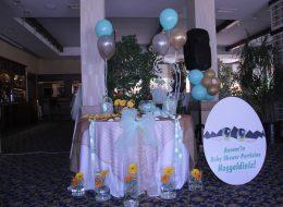 Uçan Balon Süsleme Baby Shower Organizasyonu
