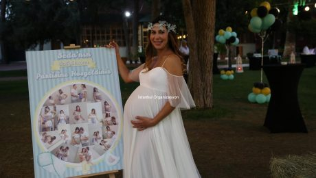 Baby Shower Organizasyonu İstanbul Organizasyon