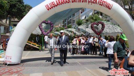 Bayındır Çiçek Festivali ve Sahne Gösterileri İstanbul Organizasyon