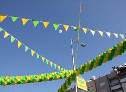 Bayrak Süsleme Hizmeti İstanbul Organizasyon