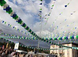 Açılış Organizasyonu Bayrak Süsleme Hizmeti İstanbul Organizasyon