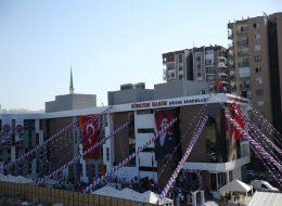 Üçgen Bayrak Süsleme Hizmeti İstanbul Organizasyon