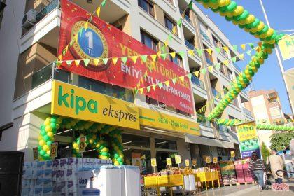 Kipa Balon ve Üçgen Bayrak Süsleme Servisi İstanbul Organizasyon