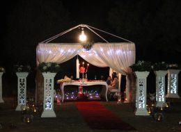 Plajda Evlenme Teklifi Organizasyonu Bodrum