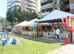 Doğum Günü Organizasyonu Çadır ve Gölgelik Kiralama İstanbul Organizasyon