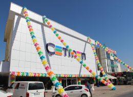 Zincir Balon Süsleme Açılış Organizasyonu Ankara