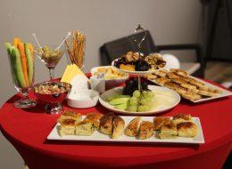 Bistro Masa Kiralama ve Catering Ekipmanları Temini Açılış Organizasyonu